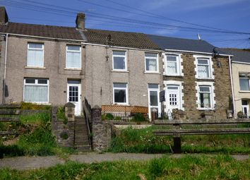 Thumbnail 3 bed terraced house for sale in Oxford Street, Pontycymer, Bridgend