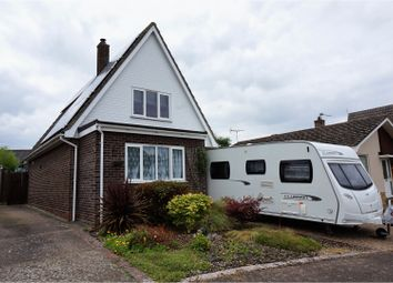 Thumbnail 3 bedroom detached house for sale in Pound Close, Harleston