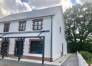 Thumbnail 3 bed semi-detached house for sale in Llanfynydd, Carmarthen