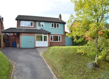 Thumbnail 5 bed detached house for sale in Grange Lane, Lichfield, Staffordshire