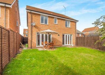 Thumbnail 4 bed property to rent in Farrow Avenue, Hampton Vale, Peterborough