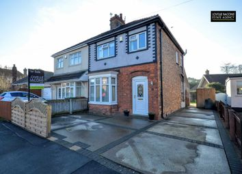 Thumbnail 3 bedroom semi-detached house for sale in Newbury Terrace, Great Coates
