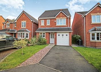 Thumbnail 4 bedroom detached house for sale in Portland Drive, Winsford