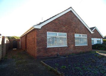 Thumbnail 3 bed detached bungalow for sale in 7 Hemingford Crescent, Peterborough, Cambridgeshire