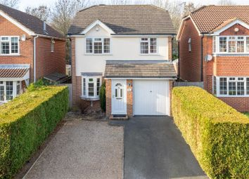 Thumbnail 3 bed detached house for sale in Hoppers Way, Singleton, Ashford