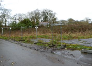 Thumbnail Land for sale in Land Se Of Withybush Lodge, Withybush Road, Haverfordwest