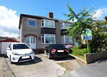 Thumbnail 3 bedroom semi-detached house for sale in Heaton Drive, Baildon, Shipley