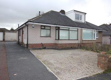 Thumbnail 2 bed semi-detached bungalow for sale in Ambleside Drive, Darwen