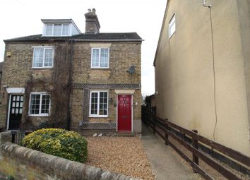 Thumbnail 2 bed semi-detached house to rent in Brickhill Road, Sandy