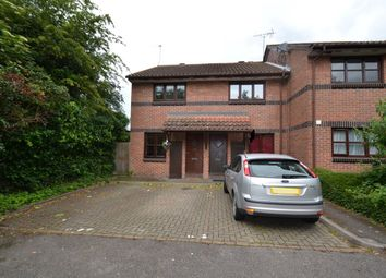 Thumbnail 2 bedroom end terrace house for sale in Hamburgh Court, Cheshunt, Waltham Cross