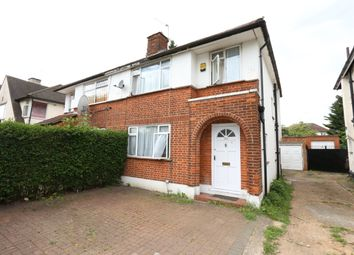 Thumbnail 3 bed semi-detached house for sale in The Mall, Kenton