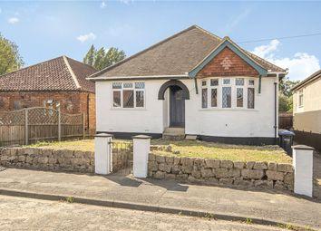 Ayebridges Avenue, Egham, Surrey TW20. 4 bed detached bungalow