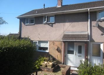 Thumbnail 2 bed terraced house for sale in Wood Path, Croesyceiliog, Cwmbran