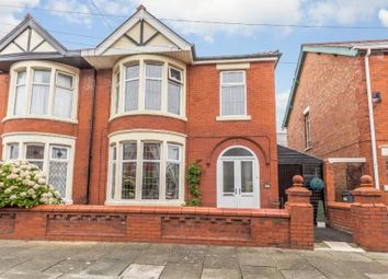 Thumbnail 3 bed semi-detached house for sale in Queensway, South Shore, Blackpool, Lancashire