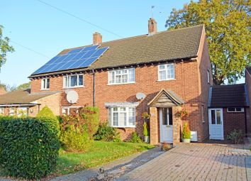 Thumbnail 3 bed semi-detached house for sale in Sheeplands Avenue, Merrow