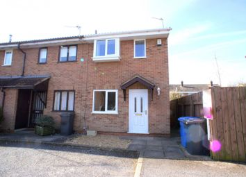 Thumbnail 2 bed town house to rent in The Eyrie, Sinfin, Derby