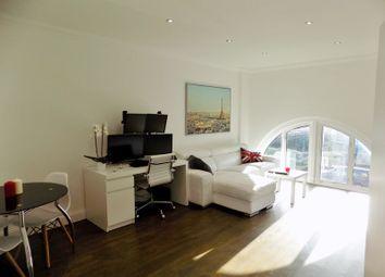 Thumbnail 1 bedroom flat for sale in Lanark Square, London, London