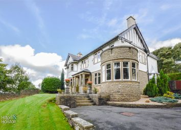 Thumbnail 4 bed detached house for sale in Higher Reedley Road, Brierfield, Nelson