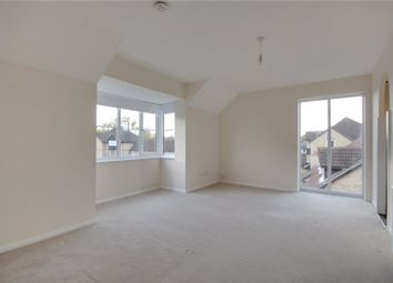 Thumbnail Studio to rent in Monks Crescent, Addlestone, Surrey