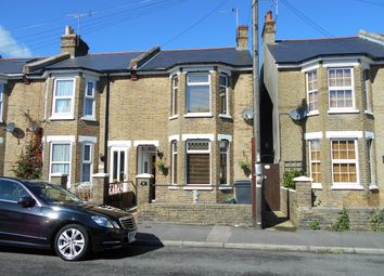 Thumbnail 3 bed semi-detached house to rent in Downs Road, Deal