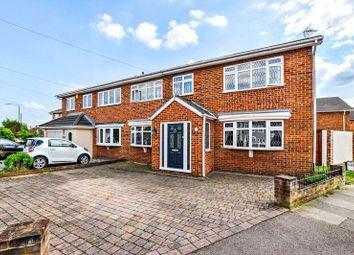 Thumbnail 5 bedroom semi-detached house for sale in Nicola Terrace, Bexleyheath, Kent