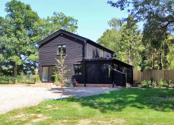 Thumbnail 4 bed barn conversion for sale in Egg Pie Lane, Weald, Sevenoaks