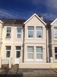 Thumbnail 5 bed town house to rent in Glen Park Avenue, Near The Uni Gym, Plymouth