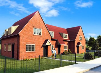 Thumbnail 3 bed end terrace house for sale in Main Street, Dorrington, Lincoln, Lincolnshire