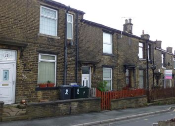 Thumbnail 2 bed terraced house for sale in Back Lane, Queensbury, Bradford