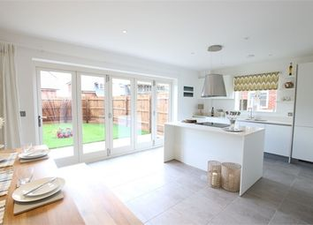 Thumbnail 3 bedroom detached house for sale in Ware Road, Widford, Ware, Herts