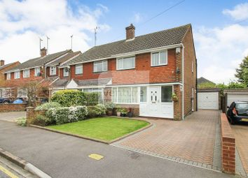 Thumbnail 3 bed semi-detached house for sale in Torquay Drive, Leagrave, Luton
