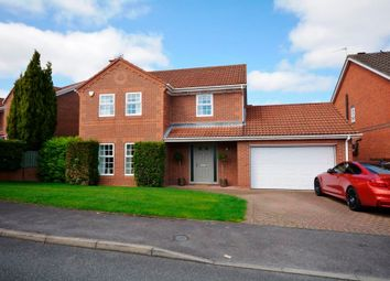 4 bed detached house for sale in Denwick Close, Chester Le Street DH2