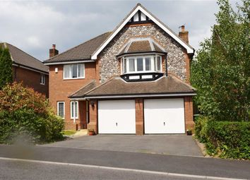 Thumbnail 5 bed detached house to rent in Broom Hill Coppice, Cabus, Preston