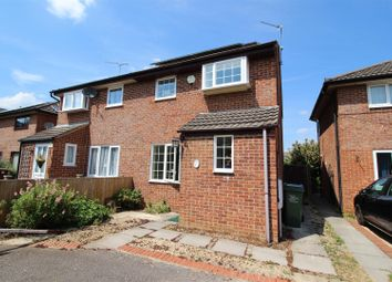 Thumbnail 3 bed semi-detached house for sale in Andrews Close, Chippenham