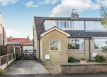 Thumbnail 2 bed semi-detached house for sale in Lancaster Road, Cabus, Preston
