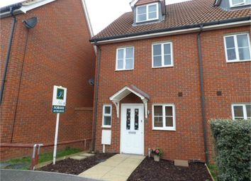 Thumbnail 3 bed end terrace house for sale in Samuel Drive, Kemsley, Sittingbourne, Kent