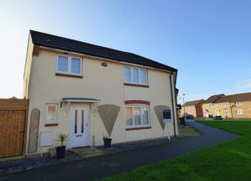 Thumbnail 3 bed end terrace house for sale in Willow Close, St Georges, Weston-Super-Mare