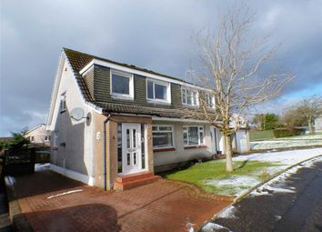 Thumbnail 3 bed semi-detached house for sale in Findhorn Place, Gardenhall, East Kilbride