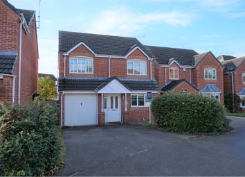 Thumbnail 4 bed detached house to rent in Sterling Close, Ripley