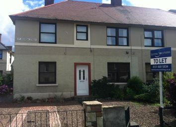 Thumbnail 2 bed flat to rent in St. Andrew Street, Dalkeith
