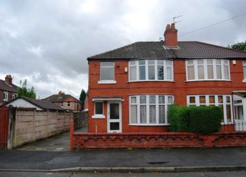 Thumbnail 4 bedroom semi-detached house to rent in Colgate Crescent, Fallowfield, Manchester