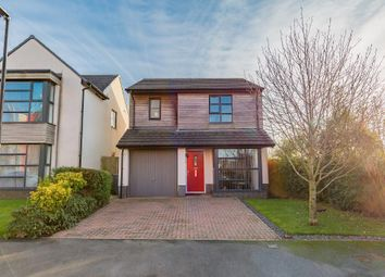 Thumbnail 3 bed detached house for sale in Nightingale Way, Catterall, Garstang, Lancashire