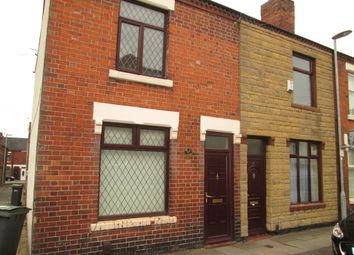 Thumbnail 2 bed end terrace house to rent in Wade Street, Burslem, Stoke-On-Trent ST6, Stoke-On-Trent,