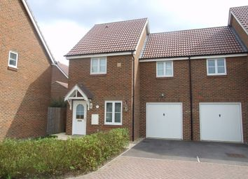 Thumbnail 3 bed semi-detached house to rent in Jersey Drive, Winnersh, Wokingham, Berkshire