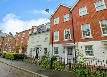 Thumbnail 3 bed town house for sale in Admirals Walk, Wivenhoe, Colchester