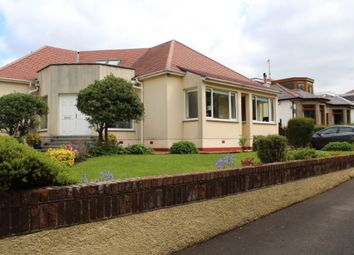 Thumbnail 4 bed detached bungalow to rent in Deramore Avenue, Giffnock, Glasgow