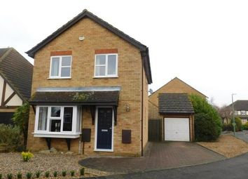 Thumbnail 3 bed detached house for sale in Harrow Way, Weavering, Maidstone, Kent
