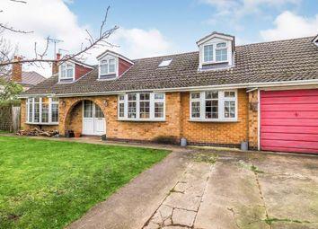 Thumbnail 4 bed bungalow for sale in Straws Lane, East Bridgford, Nottingham, Nottinghamshire