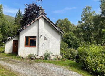 Thumbnail 1 bed cottage for sale in Lochailort
