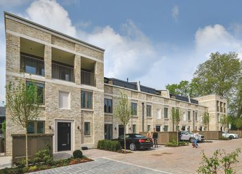 Thumbnail 5 bed town house for sale in Lee Terrace, Blackheath, London